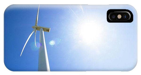 Cause iPhone Case - Natural Electricity by Jorgo Photography - Wall Art Gallery