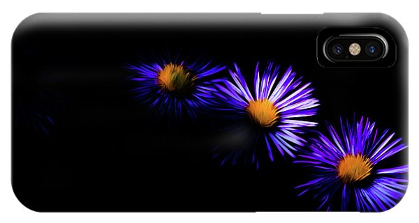 Natural Fireworks IPhone Case