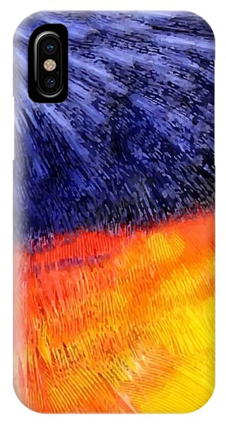 Natural Painter IPhone Case