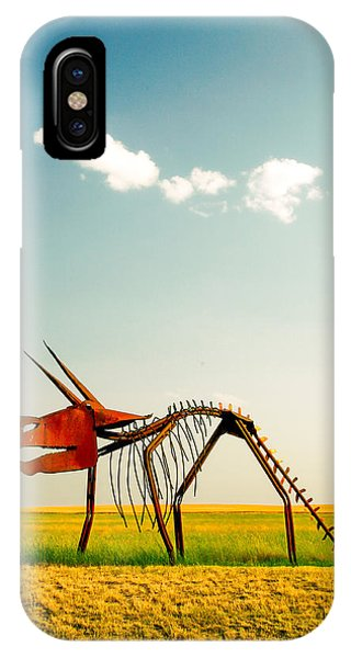 Dinosaur iPhone Case - Natural Selection by Todd Klassy