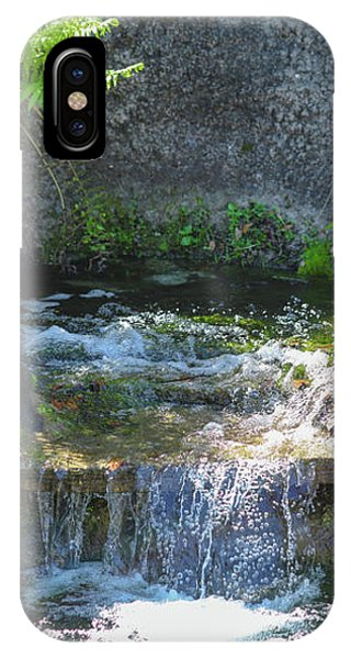 Natural Spa Zone IPhone Case