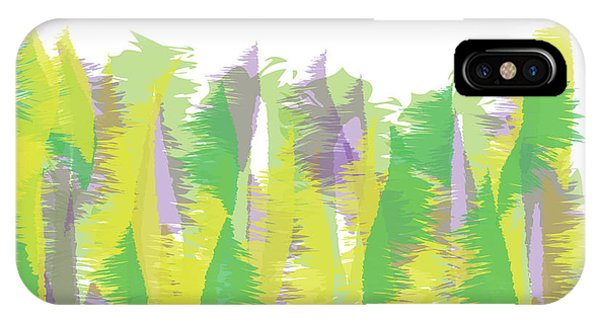 Nature - Abstract IPhone Case