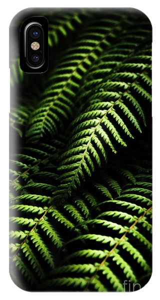 Garden Wall iPhone Case - Nature In Minimalism by Jorgo Photography - Wall Art Gallery