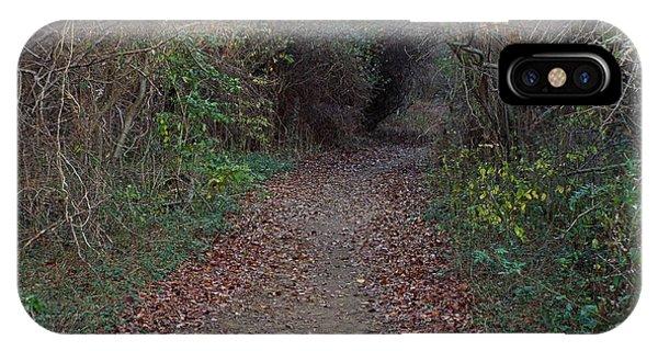 Nature Trail 3 IPhone Case