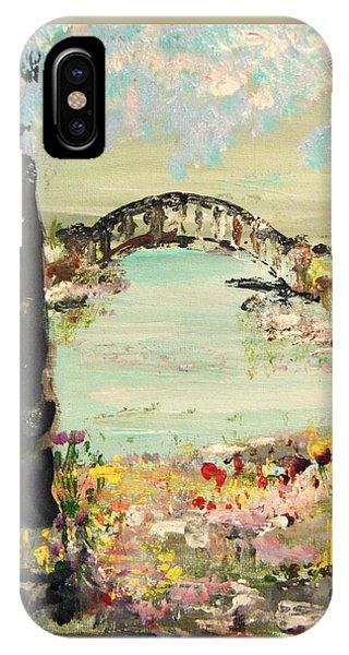 Nature Walk IPhone Case