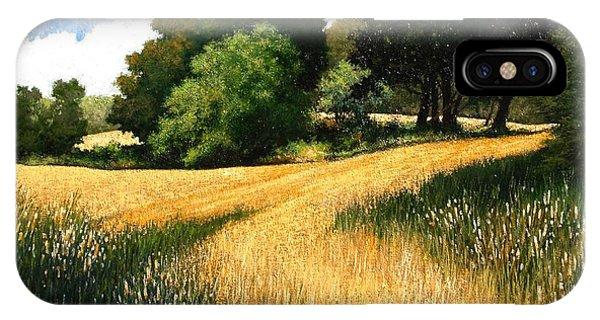 iPhone Case - Nature Walk Ridgefield Washington by Jim Gola