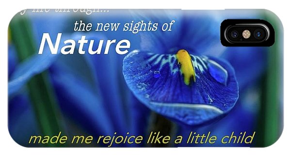 Nature208 IPhone Case