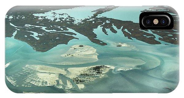Natures Art On Barnegat Bay IPhone Case