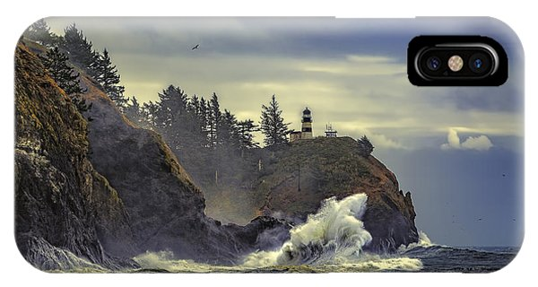 Natures Beauty Unleashed IPhone Case