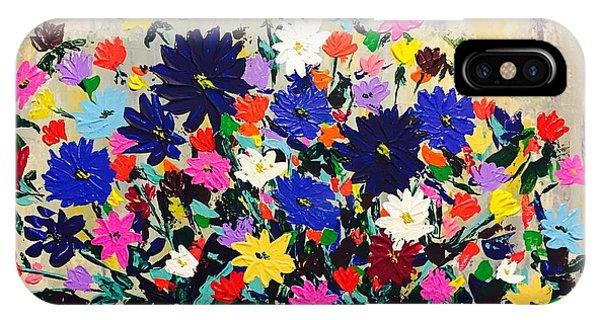 Natures Bouquet  IPhone Case