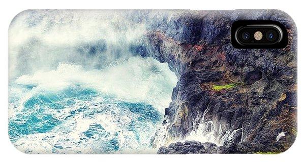 iPhone Case - Natures Cauldron by Blair Stuart