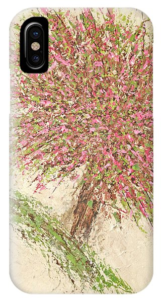 Nature's Fireworks IPhone Case