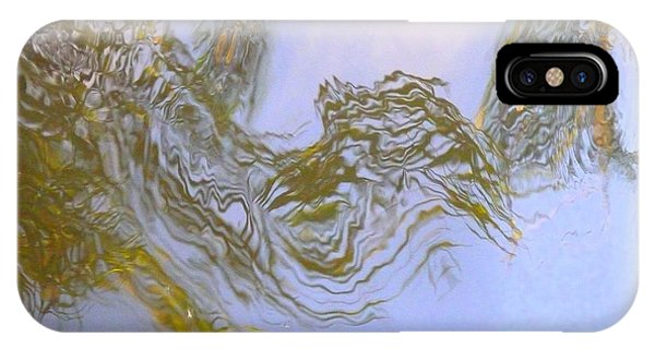 Natures Mirror Phone Case by Florene Welebny