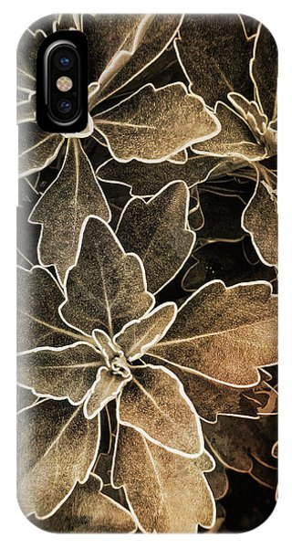 Natures Patterns IPhone Case