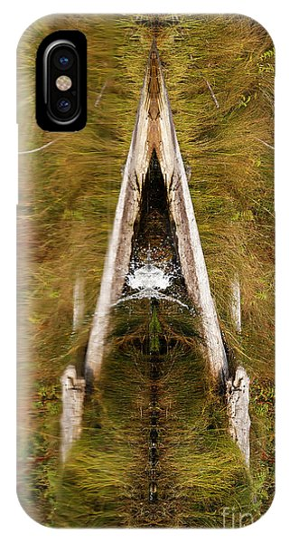 IPhone Case featuring the photograph Natures Reflection by Sue Harper