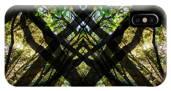 Natures Stain Glass IPhone Case