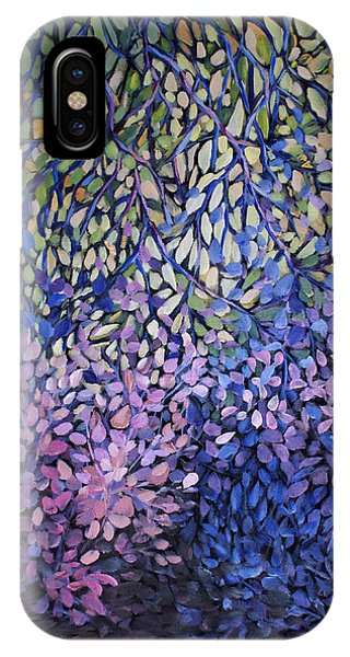 Natures Stain Glass Symphony IPhone Case