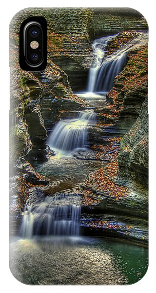 Water iPhone Case - Nature's Tears by Evelina Kremsdorf