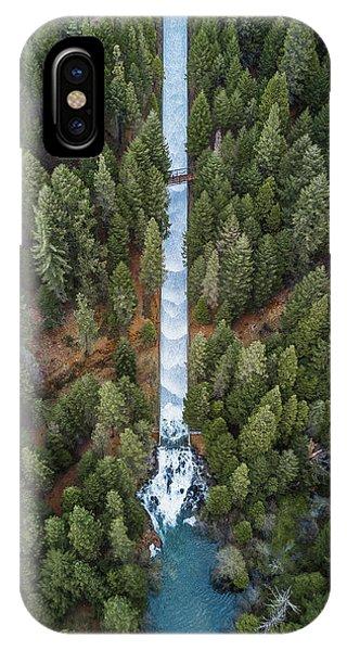 Natures Waterslide  IPhone Case