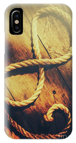 Nautical iPhone Case - Nautical Infinity by Jorgo Photography - Wall Art Gallery