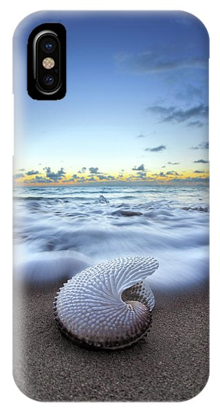 Nautilus By Nature IPhone Case