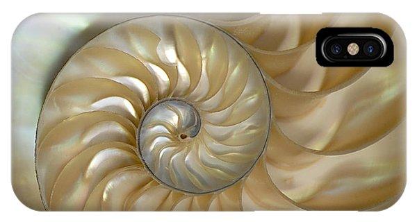 Nautilus IPhone Case