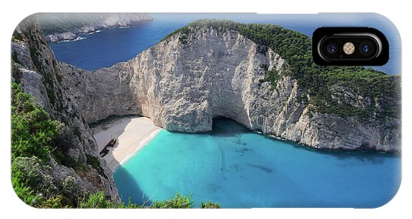 Navagio Beach IPhone Case