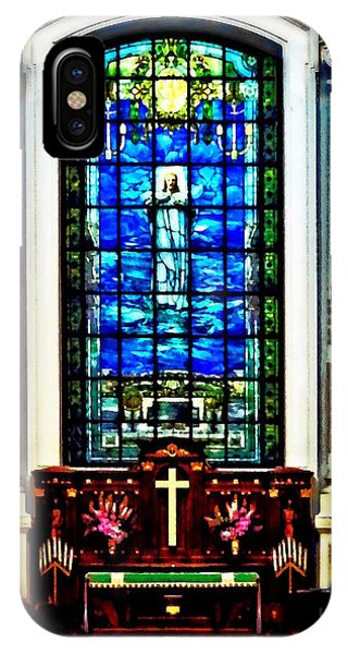 Naval Academy Chapel IPhone Case