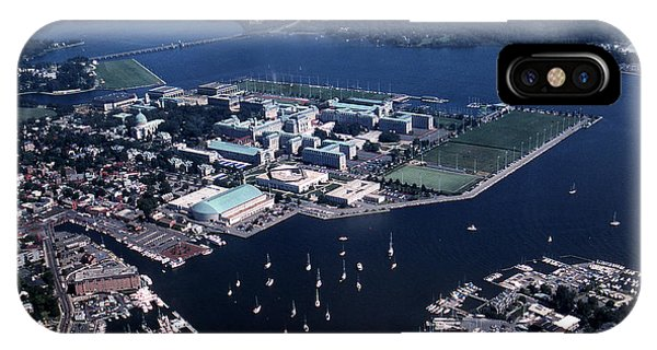 Naval Academy IPhone Case