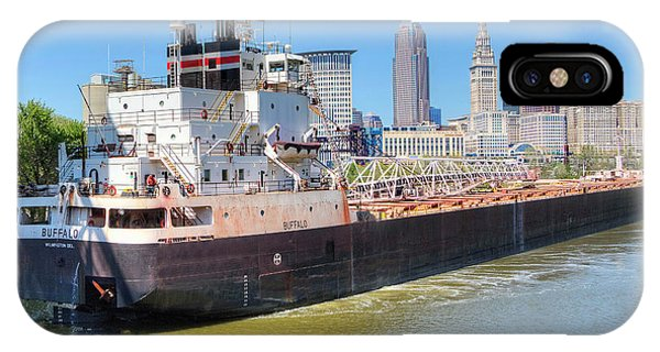 Navigating The Cuyahoga IPhone Case