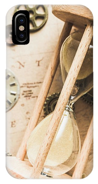 Old World iPhone Case - Navigating Vintage Time by Jorgo Photography - Wall Art Gallery