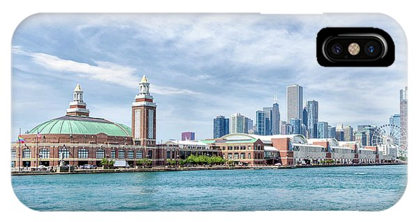Navy Pier - Chicago IPhone Case