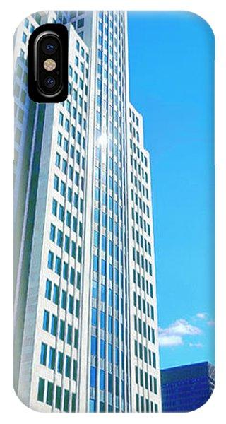 Nbc Tower IPhone Case