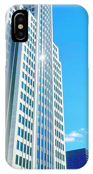 Nbc Tower IPhone Case