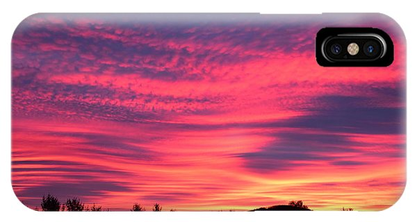 iPhone Case - Nc Sunset by Vince McCall