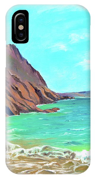 Near Gara IPhone Case