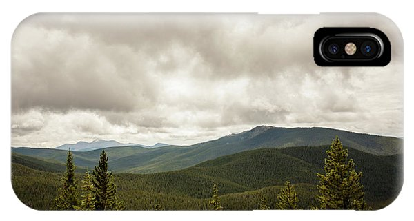 Near Monarch Pass At The Continental Divide IPhone Case