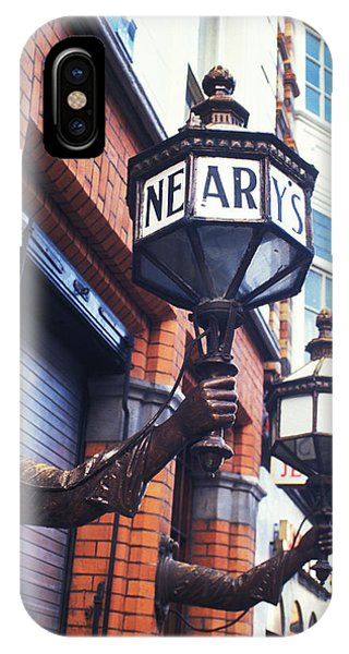 Neary's Pub Phone Case by Carl Purcell
