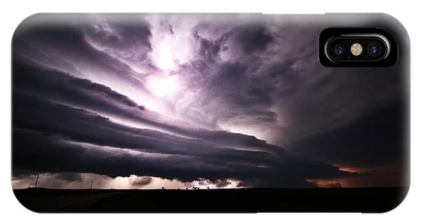 Nebraska Beast IPhone Case