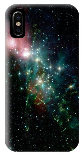 Constellations iPhone Case - Nebula Ngc 1333 In The Constellation Perseus by American School