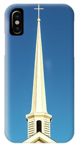 Needle-shaped Steeple IPhone Case