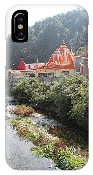 Neem Karoli Baba Ashram, Kainchi IPhone Case