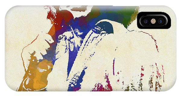 iPhone Case - Neil Diamond by Dan Sproul