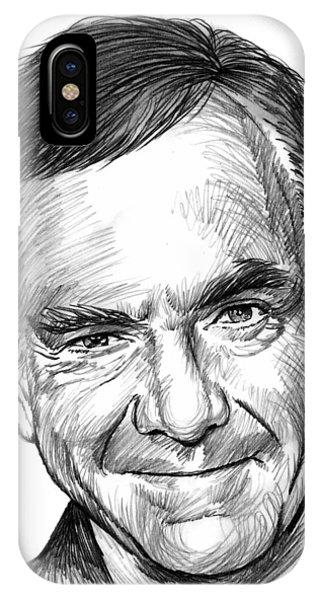 Adult iPhone Case - Neil Diamond by Greg Joens