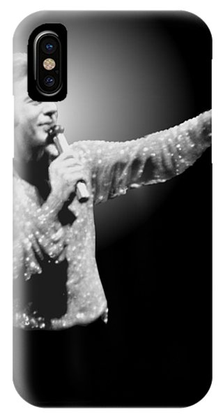 Neil Diamond Reaching Out IPhone Case