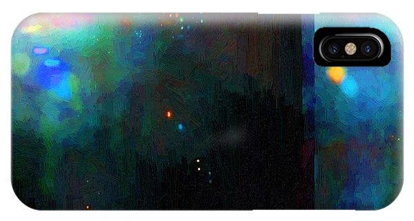 Neptune's Monolith IPhone Case
