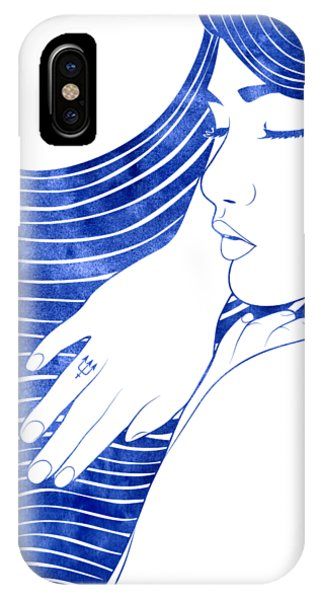 Nereeid Xxv IPhone Case