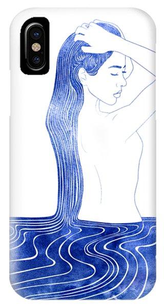 Nereid Vii IPhone Case