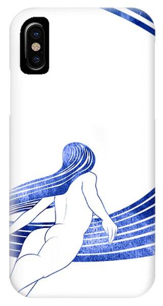Nereid Xiii IPhone Case
