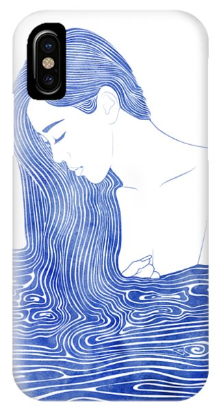 Nereid Xlvii IPhone Case